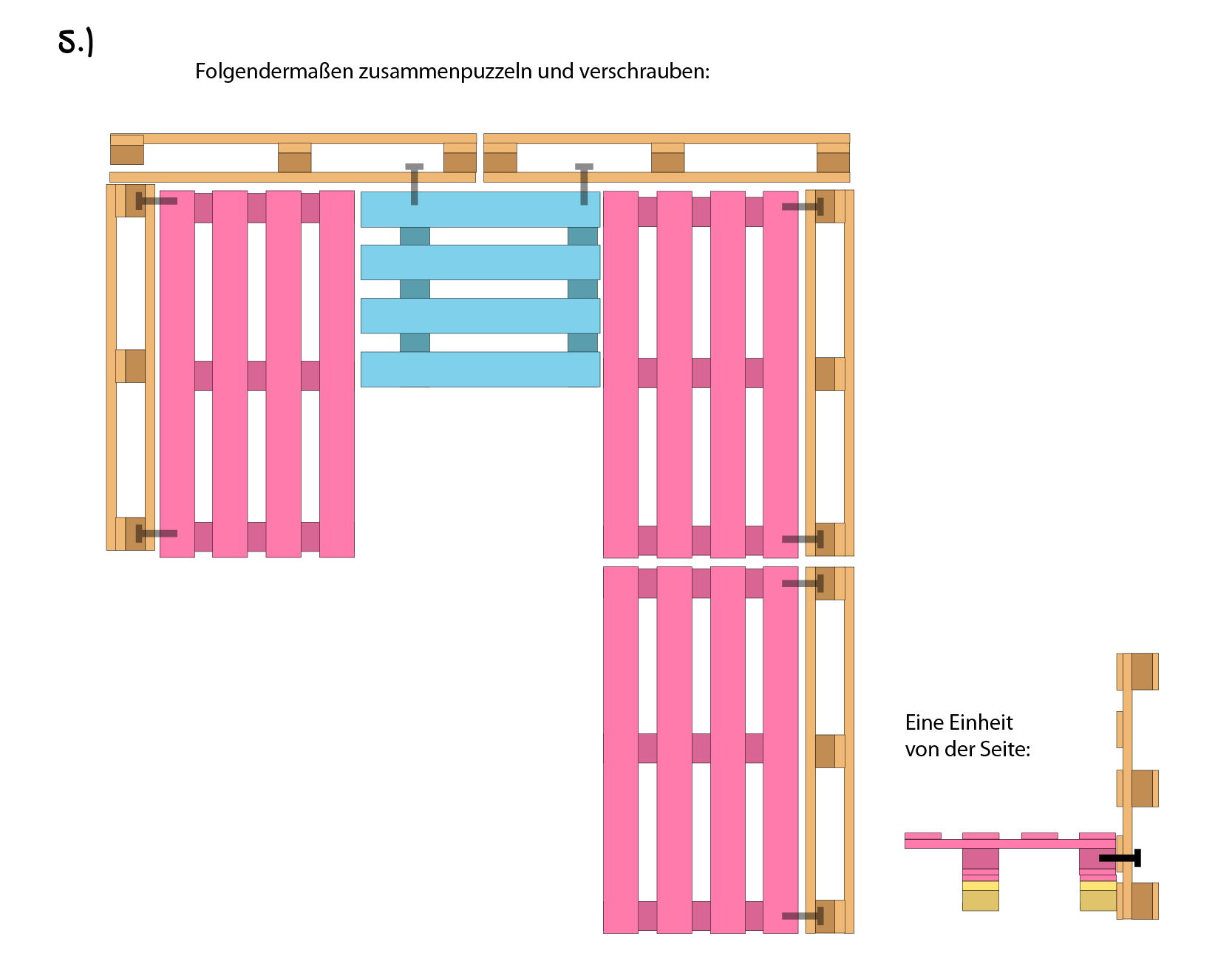 diy outdoor couch aus paletten. Black Bedroom Furniture Sets. Home Design Ideas
