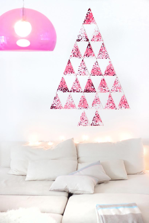 weihnachtsbaum-basteln
