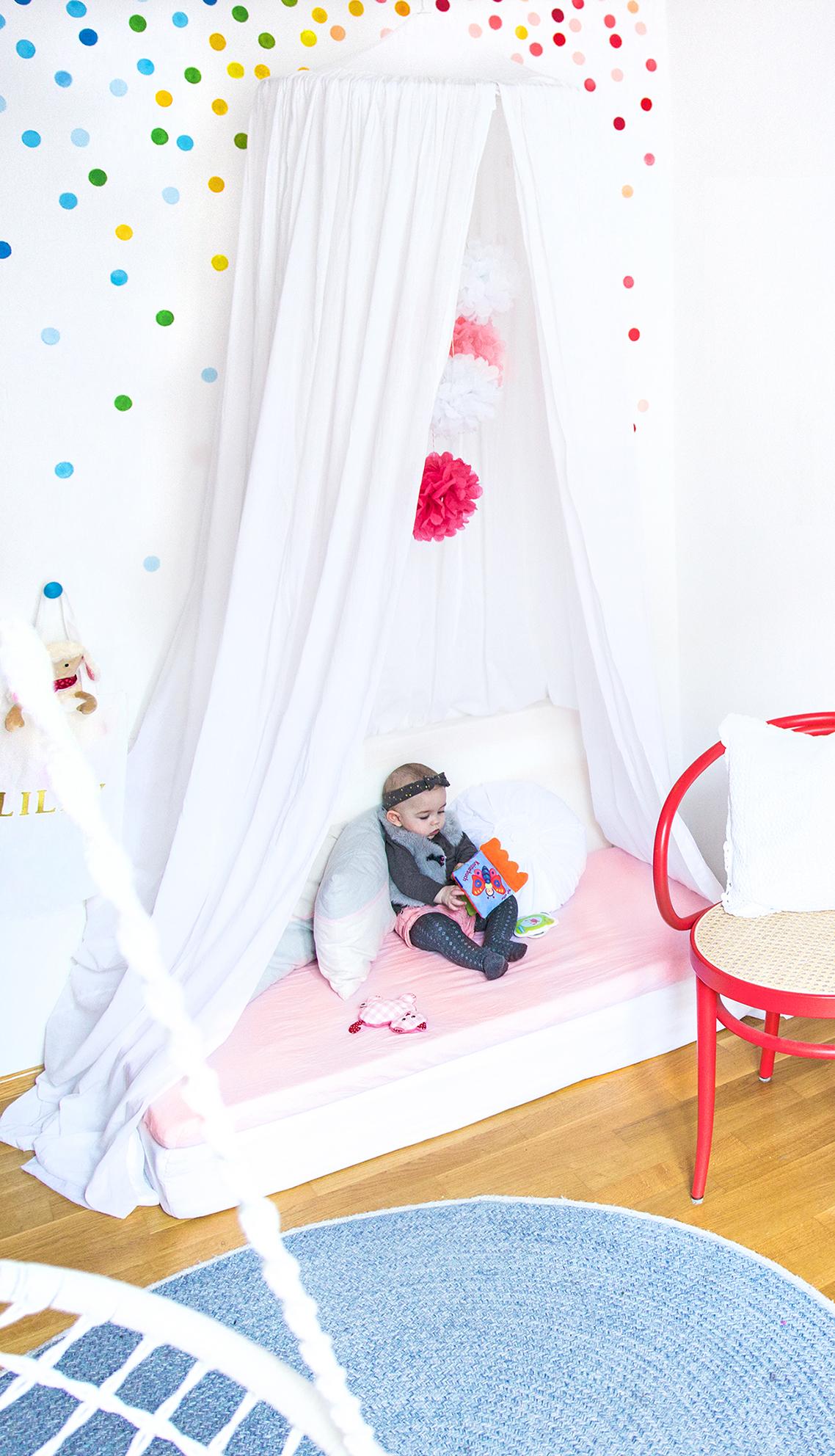 Kinderzimmer ideen meine drei liebsten diy tipps f r eine g nstige einrichtung - Wandgestaltung kinder ...