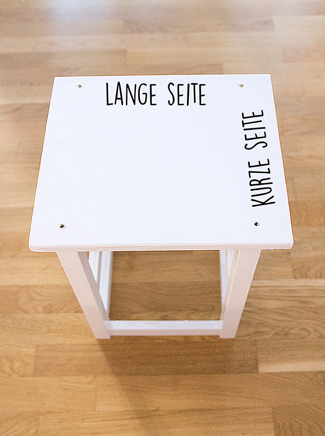 ikea tritthocker perfect aufgrund seiner hhe eignet er sich sogar als zustzliche fr partys als. Black Bedroom Furniture Sets. Home Design Ideas