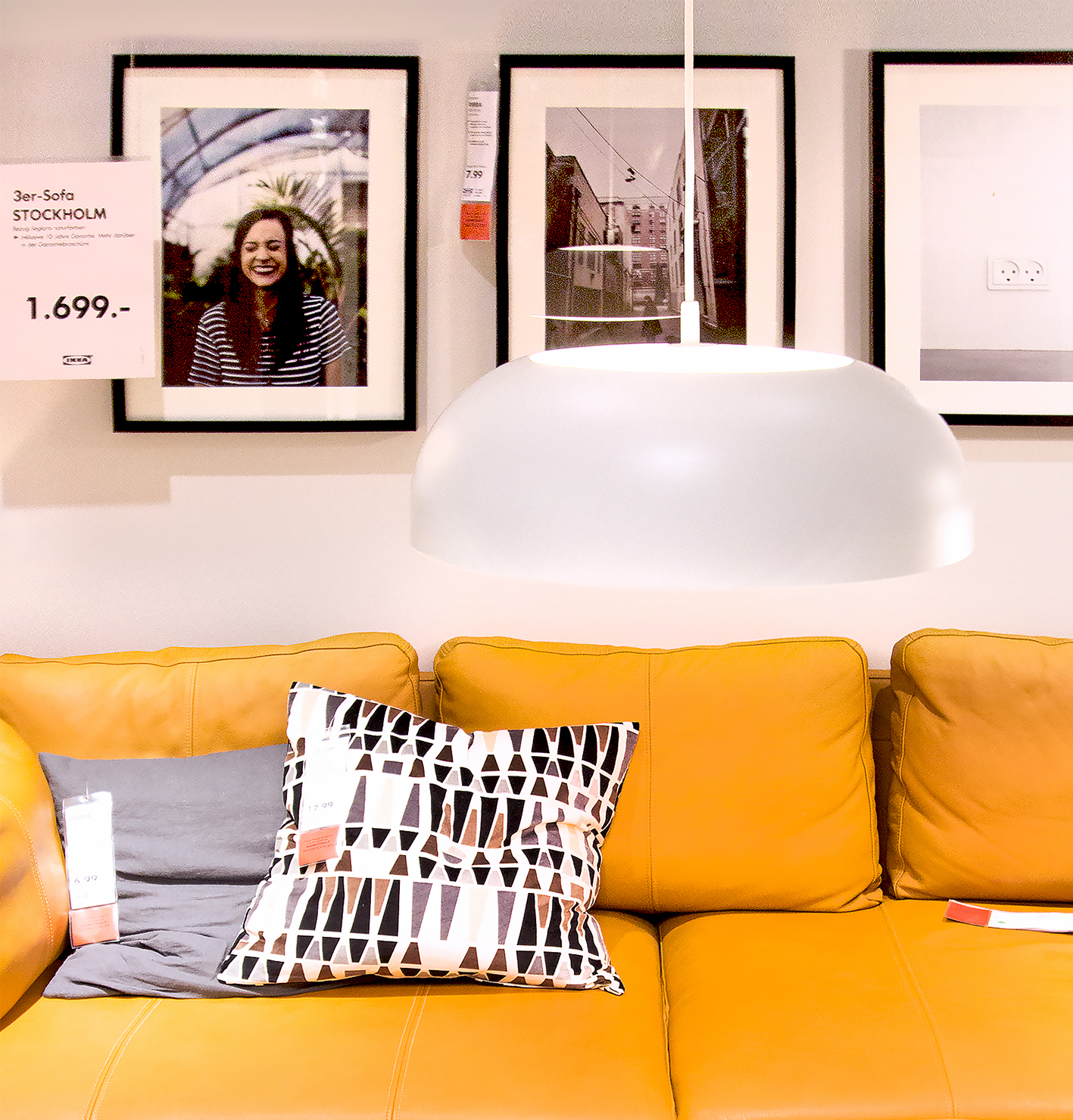 Ikea Scandy style