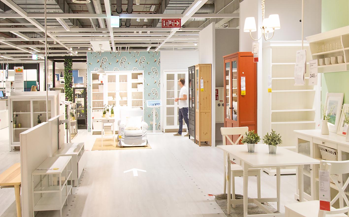 Umbau Ikea Sindelfingen